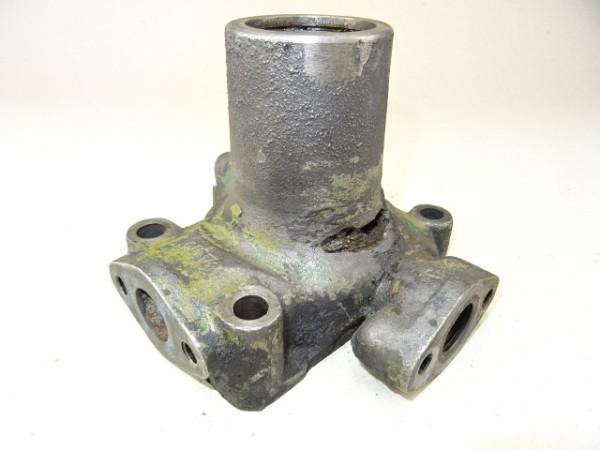 Gehäuse Wasserpumpe für MWM KDW 415 E Motor für Fendt F15 u. Hela D14 D15 Traktor