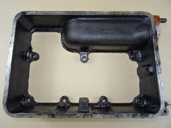 Motordeckel Deckel für Zylinderkopf für Güldner 2D15 Motor vom Fahr D17 Traktor
