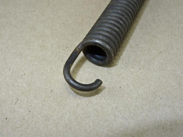 L. 113 mm; Ø 15 mm für Porsche Diesel Traktor Zugfeder Rückholfeder Feder