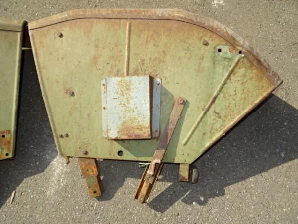 Lenkstockhebel vom Fulmina Lenkgetriebe für Fahr Traktor