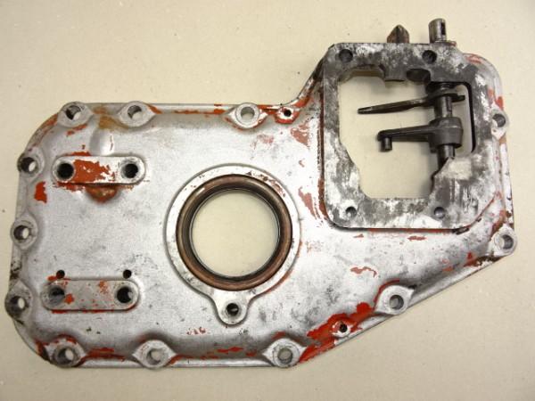 Stirndeckel Motordeckel vom Güldner 2D15 Motor für Fahr D17 Traktor Schlepper