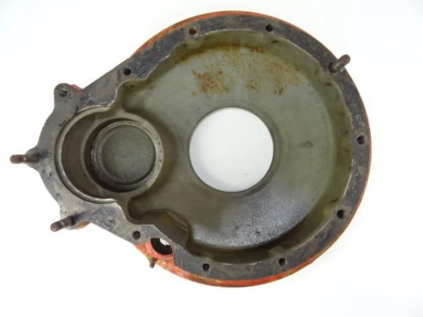 Antriebswelle (+Mitnehmerring) für Gebläserad Lüftung für Porsche Diesel AP18 AP22 218 Traktor