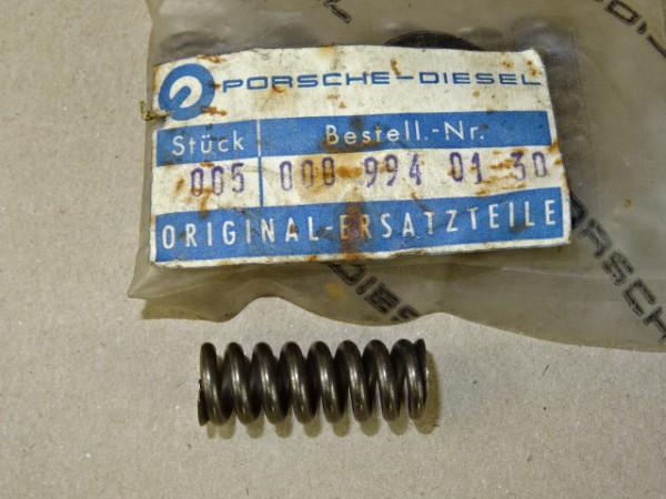 Druckfeder 000 994 01 30 Feder (L. 30 mm; Ø 11,2 mm) für Porsche Diesel Traktor