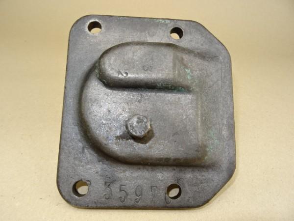 Motordeckel Deckel für 2DA Motor vom Güldner A9V Traktor