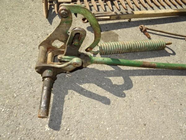 Oberlenker (geschweißt) L=620mm für Traktor Schlepper