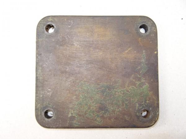 Seitendeckel Deckel für MWM KD 12 E Motor vom Fendt Dieselross F12 Traktor F 12
