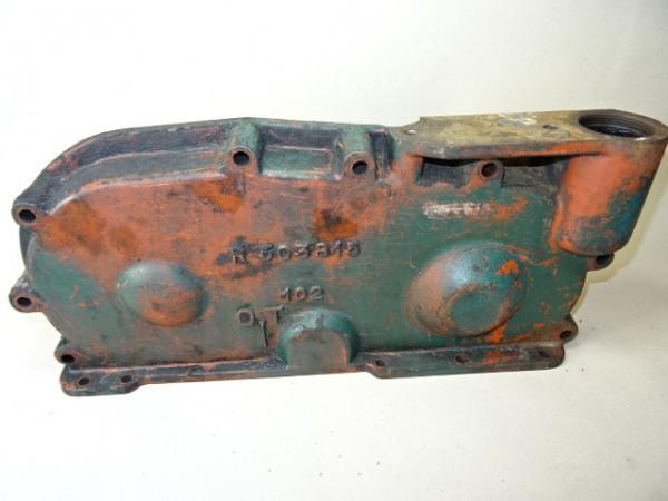 Steuergehäusedeckel R 503 815 vom D57 Motor für Hanomag R40 R45 Traktor Schlepper
