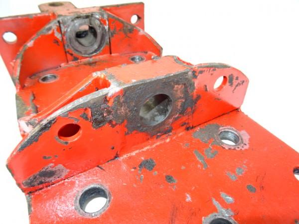 Handgashebel 05 027 11 00 für Porsche Diesel Traktor