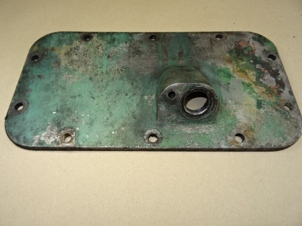Seitendeckel 35947 Motordeckel vom Güldner 2DA Motor für Güldner A9V Traktor