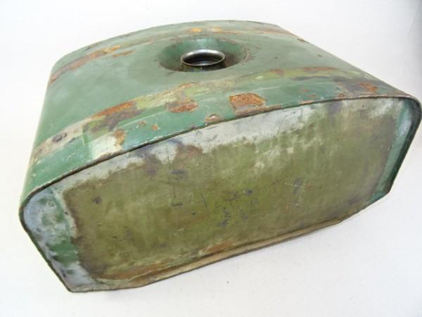 Tank Brennstoffbehälter vom Hela Lanz D15 Traktor