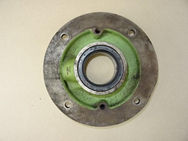 Lagerring Lagerdeckel 0155 01 68 01 M1 vom Deutz F2L 812 Motor für Deutz D25 D30 Traktor