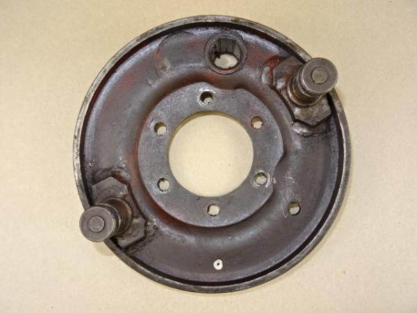Bremsdeckelplatte für Handbremse vom Fendt GT 230 Traktor