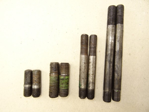 Stiftschraube für Zylinderkopf vom MWM KD 415 Z Motor für Fendt Dieselross F25 F28 Traktor