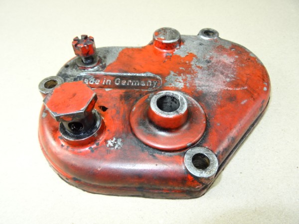 Oberer Deckel 25 026 50 00 für Regler Motor vom Porsche Diesel T 217 Traktor