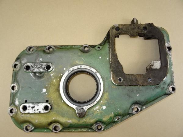 Stirndeckel Motordeckel für Güldner 2DA Motor vom Güldner A9V Traktor