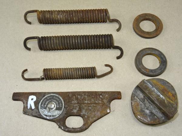 Zugfeder Feder + Bremsteile rechts für Porsche Diesel 329 238 219 Traktor