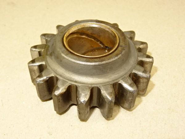 Zahnrad 16 Zähne für ZF A8 Getriebe vom Güldner A9V Traktor
