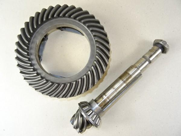 Tellerrad und Triebling 517 625 für Getrag G408 Getriebe vom Porsche Diesel T 217 Traktor
