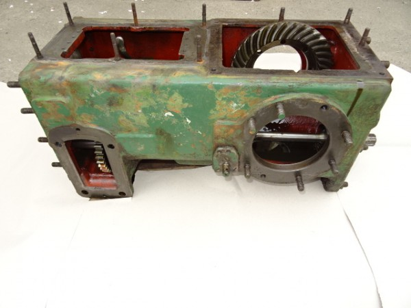 Getriebe Schaltgetriebe Hela Lanz Aulendorf D15 Traktor D 15 Schlepper