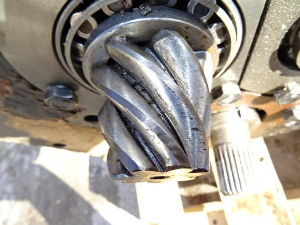 Hubarm für Kraftheber Hydraulik für ZF A208 vom Güldner G30 S Traktor