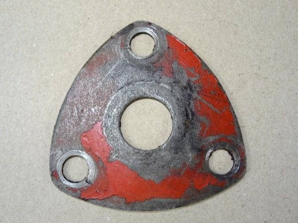 Deckel Abdeckung für Getriebe / Güldner 2D15 Motor Fahr D17 Bj. 1952