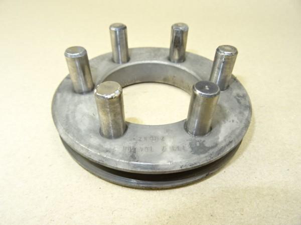 Differential Spermuffe (geschweißt) Getrag G408 Getriebe für Porsche Diesel T 217 Traktor
