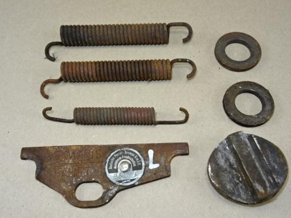 Zugfeder Feder + Bremsteile links für Porsche Diesel 329 238 219 Traktor