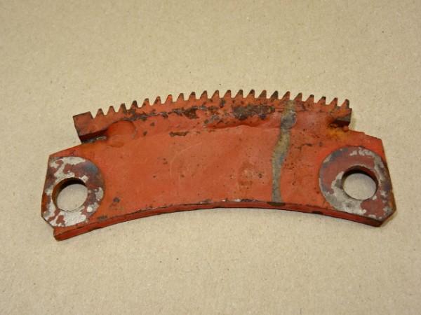 Zahnsegment für Handbremse vom Güldner G30 S Traktor Schlepper