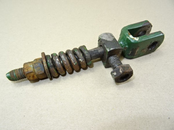 Gabelkopf für Handbremse vom Hela Lanz D15 Traktor Schlepper
