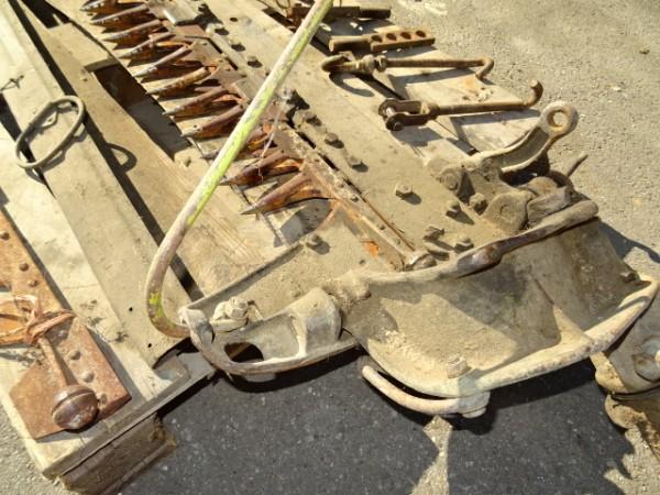 Hülse für Hubstrebe / Hubspindel für IHC Traktor Schlepper