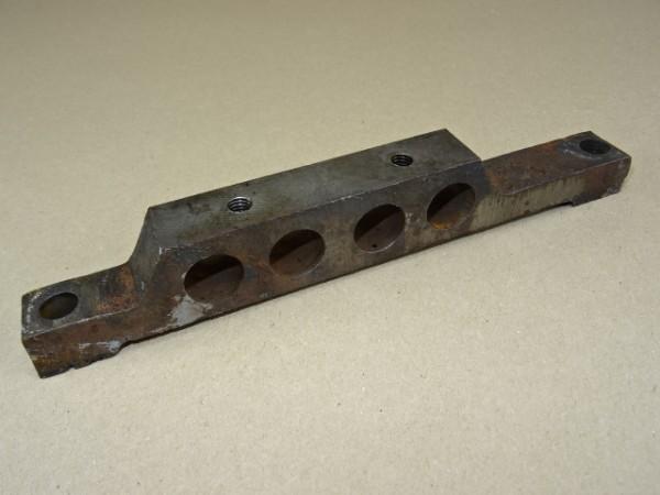 Schaltblock hinten für Schaltgabel Getriebe vom Fendt GT F 230 GT225 GT231 Geräteträger Traktor