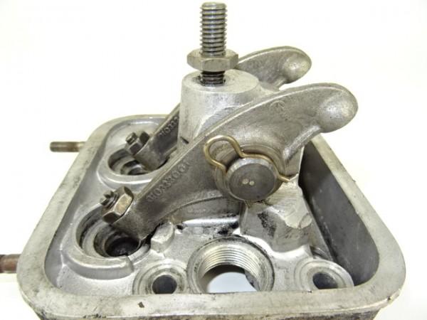 Pleuel / Pleuelstange 01 034 08 01 (ohne Buchse für Kolbenbolzen) Porsche Diesel Traktor