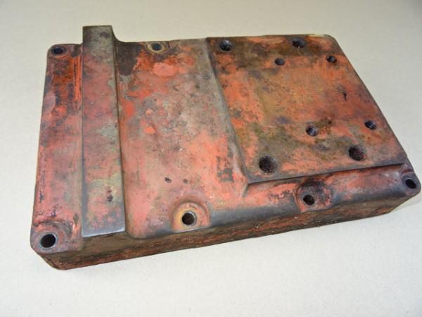 Getriebedeckel Deckel für Getriebe ZP A8 C vom Fahr D17 Traktor ZF