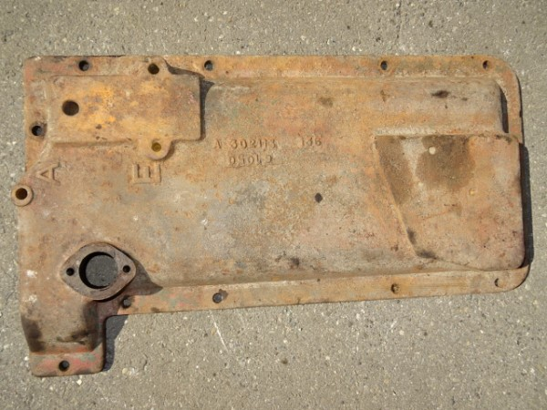 Triebwerkdeckel Getriebedeckel für Hanomag R40 R45 Traktor Schlepper