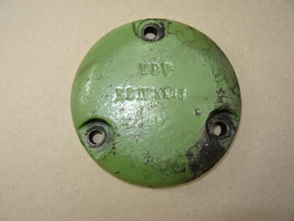 Verschlussdeckel vom MWM KD 415 Z Motor für Fendt Dieselross F25 F28 Traktor