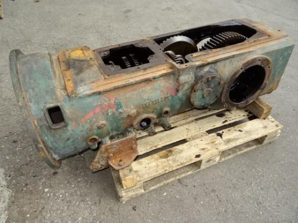 Getriebe Schaltgetriebe + Differential vom Hanomag R40 R45 Traktor