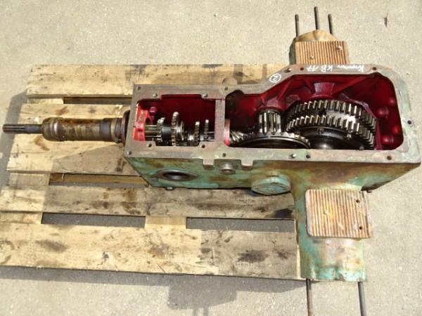 Getriebe Schaltgetriebe Differential vom Kramer KB17 Traktor KB 17
