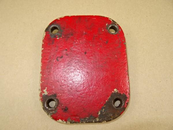 Seitendeckel Deckel vom Motor für Hela Lanz D38 D138 Traktor